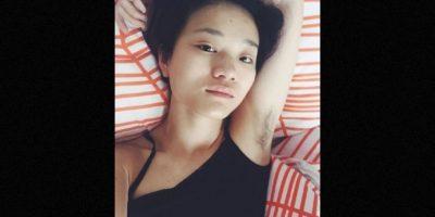 Feminista o no, exhibir el vello corporal se ha mostrado como un acto de rebeldía, luego de que se impusiera, por higiene y estética, la depilación de axilas y piernas en el caso de las mujeres Foto:Weibo