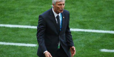 José Pékerman continúa al frente de la Selección Colombia. Foto:Getty Images