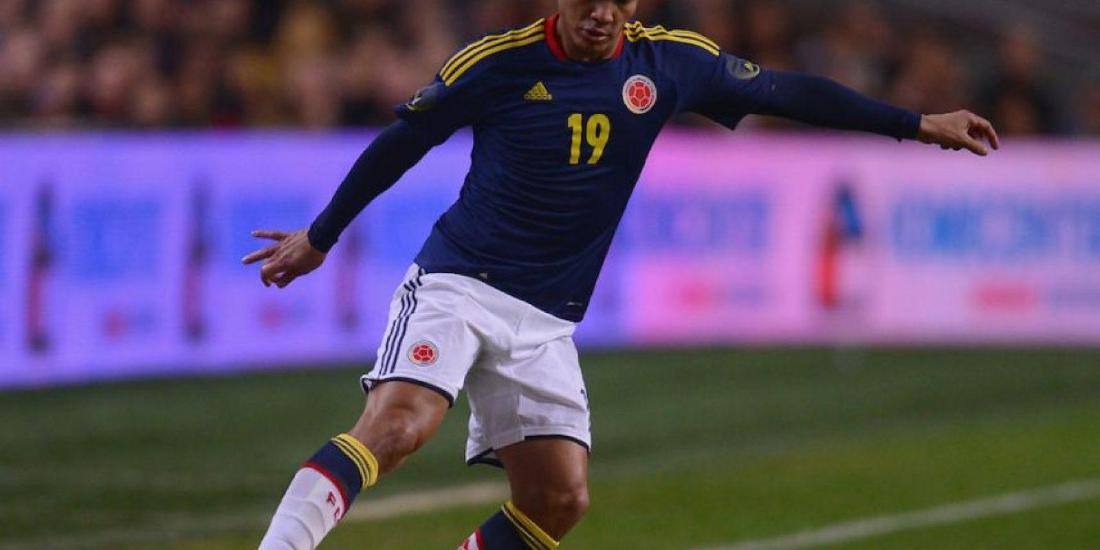 Teófilo Gutiérrez es uno de los referentes del ataque. Foto:Getty Images