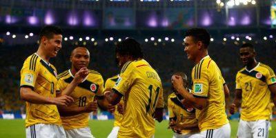 Quizá volvamos a ver el baile de la celebración de Colombia. Foto:Getty Images