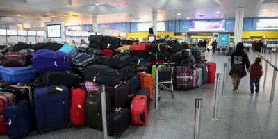 British Airways: 56 x 45 x 25 centímetros Foto:Getty Images