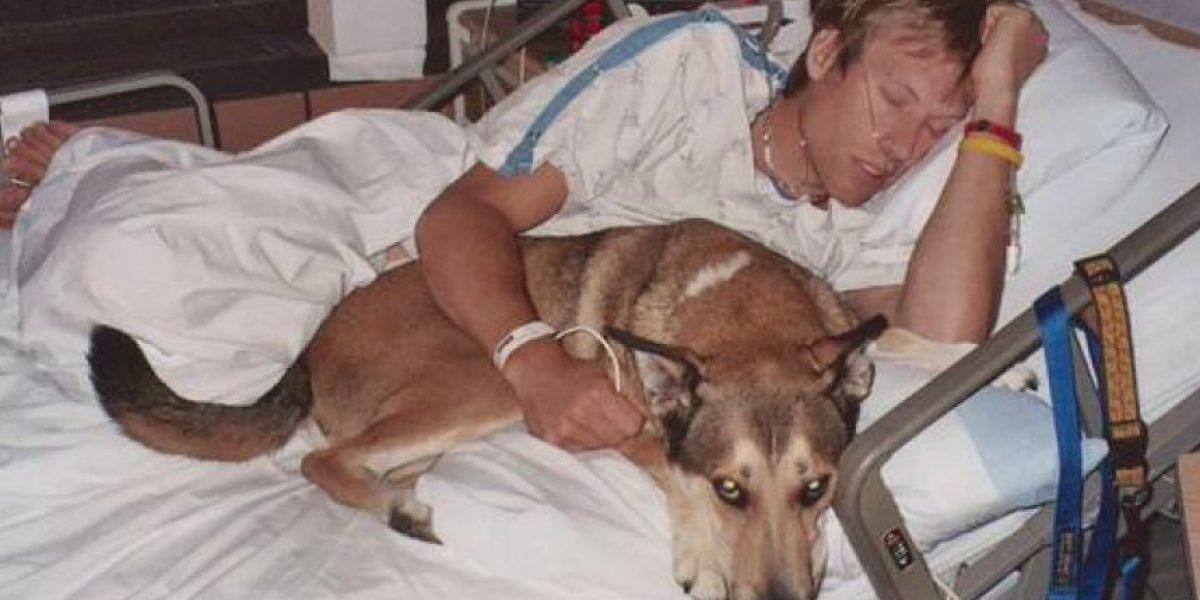VIDEO: El emotivo homenaje de un amo a su perro