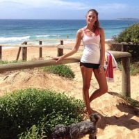 Es de Australia y tiene 24 años Foto:Instagram: @chloechapman