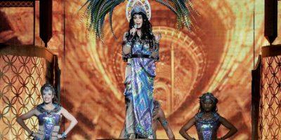 """Cher: """"Yo fui una cantante y actriz, vendí muchos discos, participé en muchas películas y gané varios premios"""". Foto:Getty Images"""
