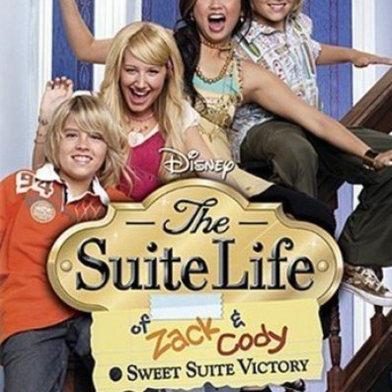 """Los protagonistas de la serie de Disney """"Zack y Cody"""" se reunieron. Foto:IMDb"""