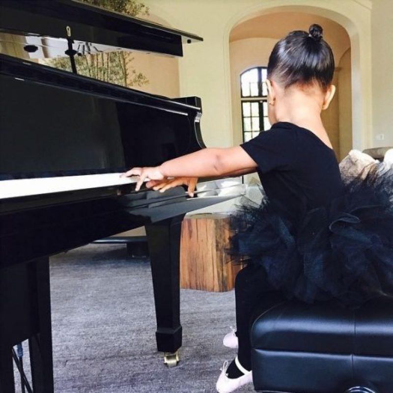 o la música. Foto:vía instagram.com/kimkardashian