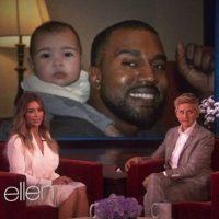 Además, es la única que logra hacer reír a Kanye West. Foto:vía instagram.com/kimkardashian