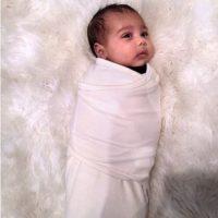 1.- Su nombre ya era reconocido a nivel mundial desde antes de nacer. Foto:vía instagram.com/kimkardashian