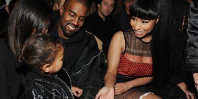 La rapera Nicki Minaj… Foto:Getty Images