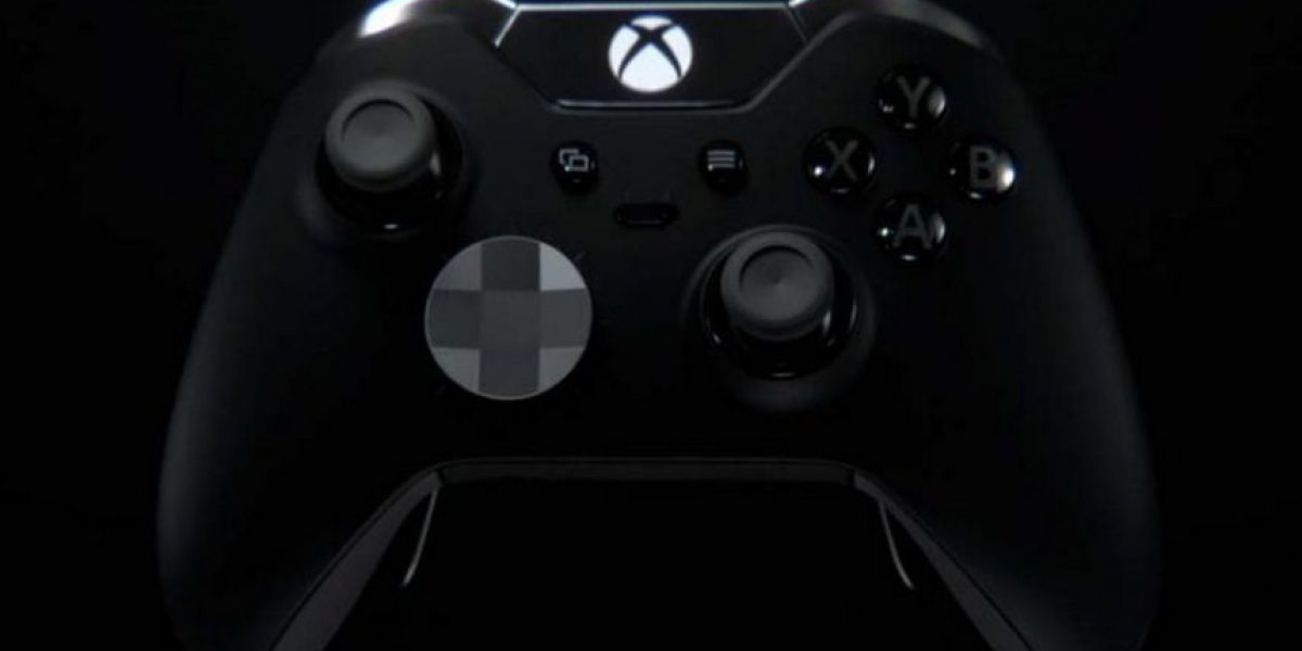 VIDEO: Así es el nuevo control elite para Xbox One y Windows 10
