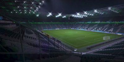 Signal Iduna Park de Dortmund, Inglaterra. Foto:EA Sports