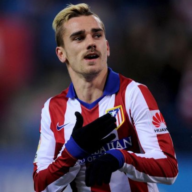 Antoine Griezmann (Atlético de Madrid) Foto: Getty Images
