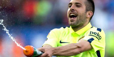 Jordi Alba (Barcelona) Foto:Getty Images