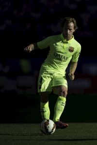 Iván Rakitic (Barcelona) Foto: Getty Images