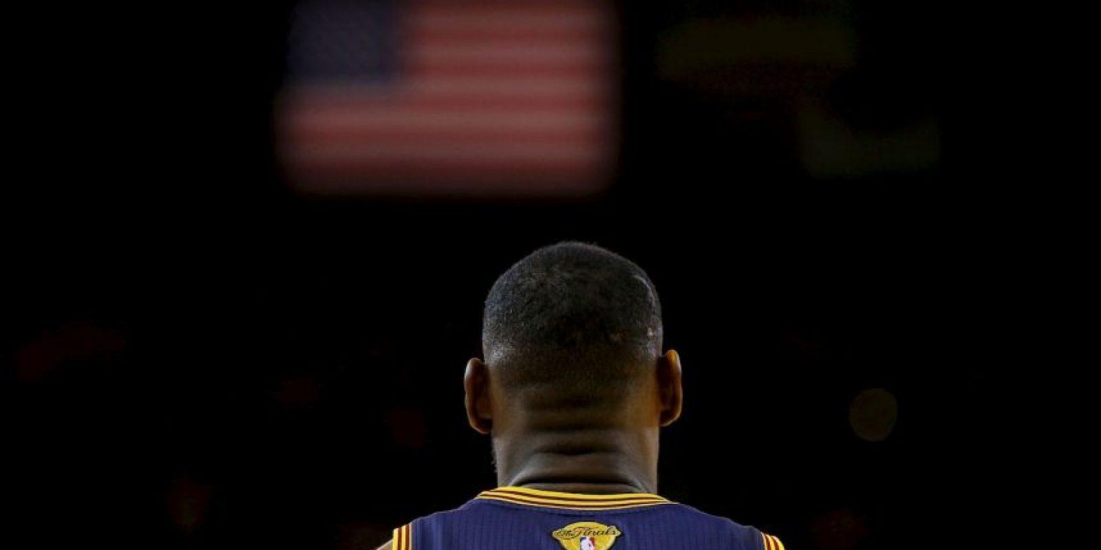 A lo largo de toda su carrera lleva anotados más de 15 mil puntos y de ellos, alrededor de mil 200 en playoffs. Foto:Getty Images