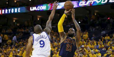 Su media de puntos en temporada regular es de 27.8, mientras que en playoffs llega a los 29.3. Foto:Getty Images