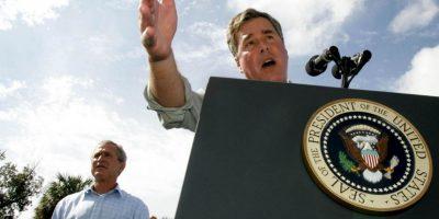 Cuando era gobernador de Florida (1999 – 2007) Bush respondía todo a través de jeb@jeb.org, la cuenta en la que los ciudadanos se ponían en contacto con él. Foto:Getty Images