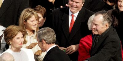 1. Ya es familiar a la Casa Blanca Foto:Getty Images