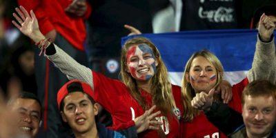 Chile, México, Estados Unidos, Brasil y Colombia fueron los países en los que más se comentó el duelo. Foto:Vía facebook.com/SeleccionChilena