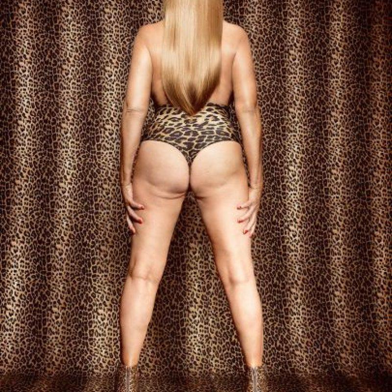 """Pero """"La Tigresa"""" respondió. Foto:vía Revista SoHo Colombia"""