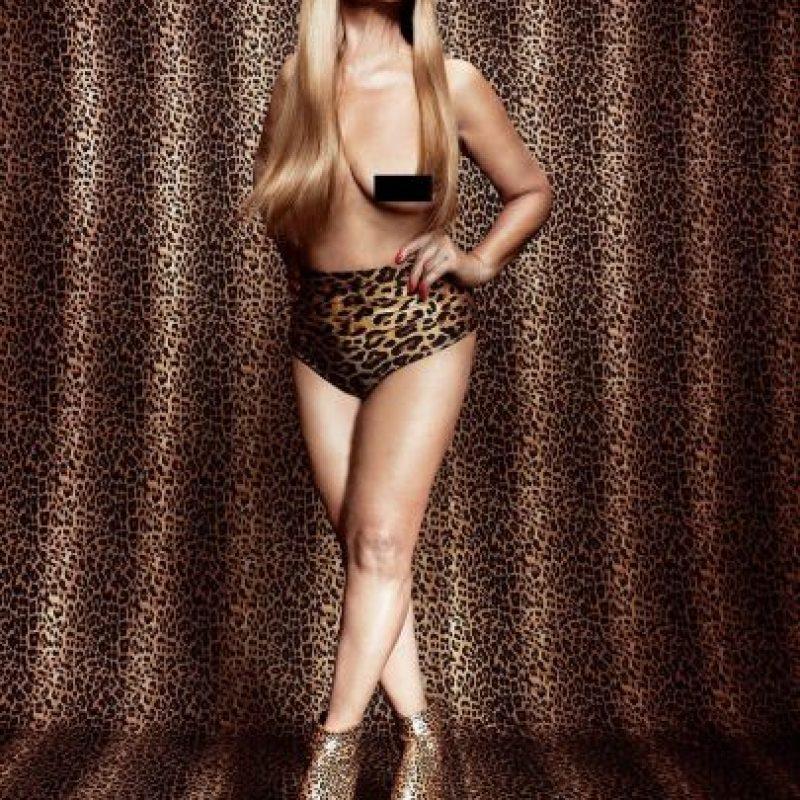 """Esta criticó el desnudo de """"La Tigresa"""" para la revista SoHo en Colombia."""