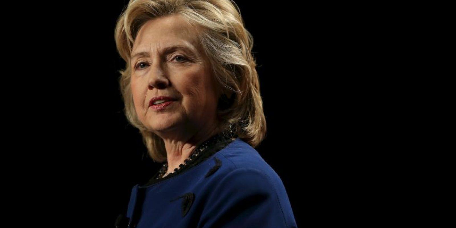 Hillary Clinton se separa de la política económica de Barack Obama. Foto:Getty Images