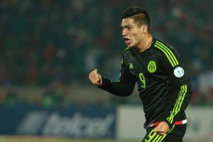 Y Raúl Jiménez, de México. Foto:Getty Images