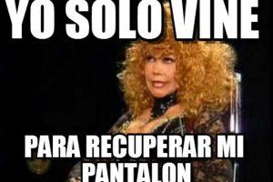 Ella no teme en mostrarse como es. Foto:vía Memes del Perú