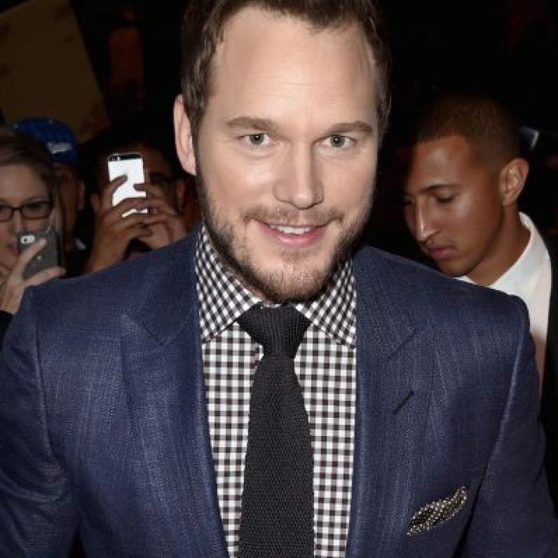 """Lo rechazaron como protagonistade la película de ficción """"Star Trek"""", el papel fue para Chris Pine. Foto:Getty Images"""