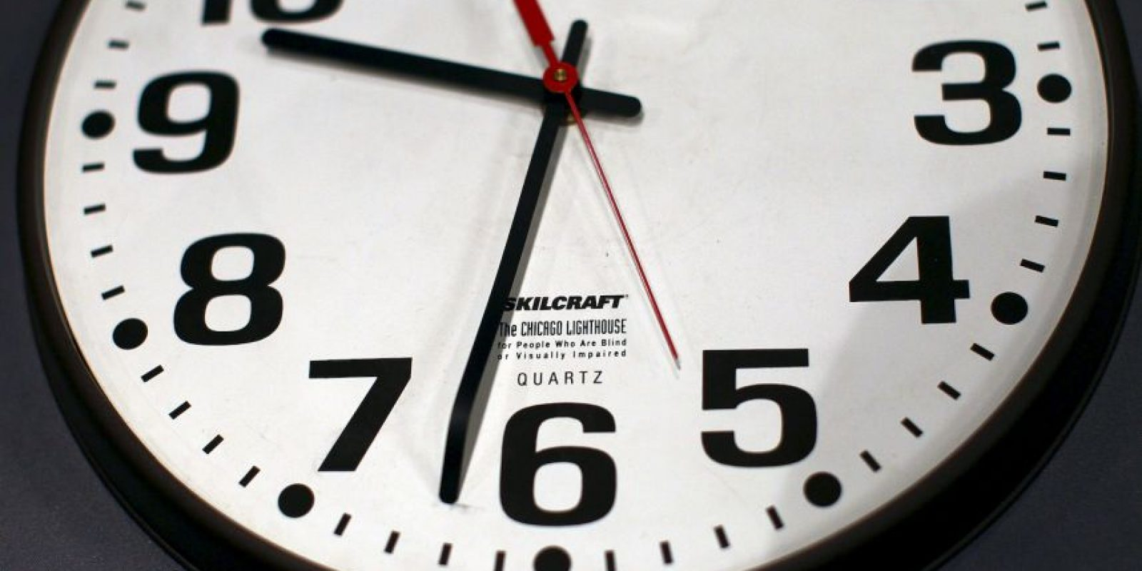 El próximo 30 de junio a las 24 horas se incrementará un segundo la cuenta de relojes. Foto:Getty Images