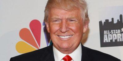 Donald John Trump es un multimillonario ejecutivo y empresario estadounidense. Foto:Getty Images