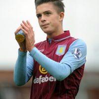 Jack Grealish es un futbolista de 19 años que milita en el Aston Villa. Foto:Getty Images