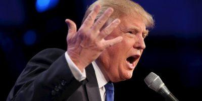 Donald Trump buscará la presidencia en 2016 Foto:Getty Images