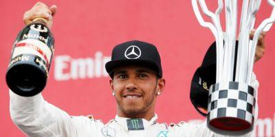 Lewis Hamilton es el mejor piloto de la actualidad. Foto:Getty Images