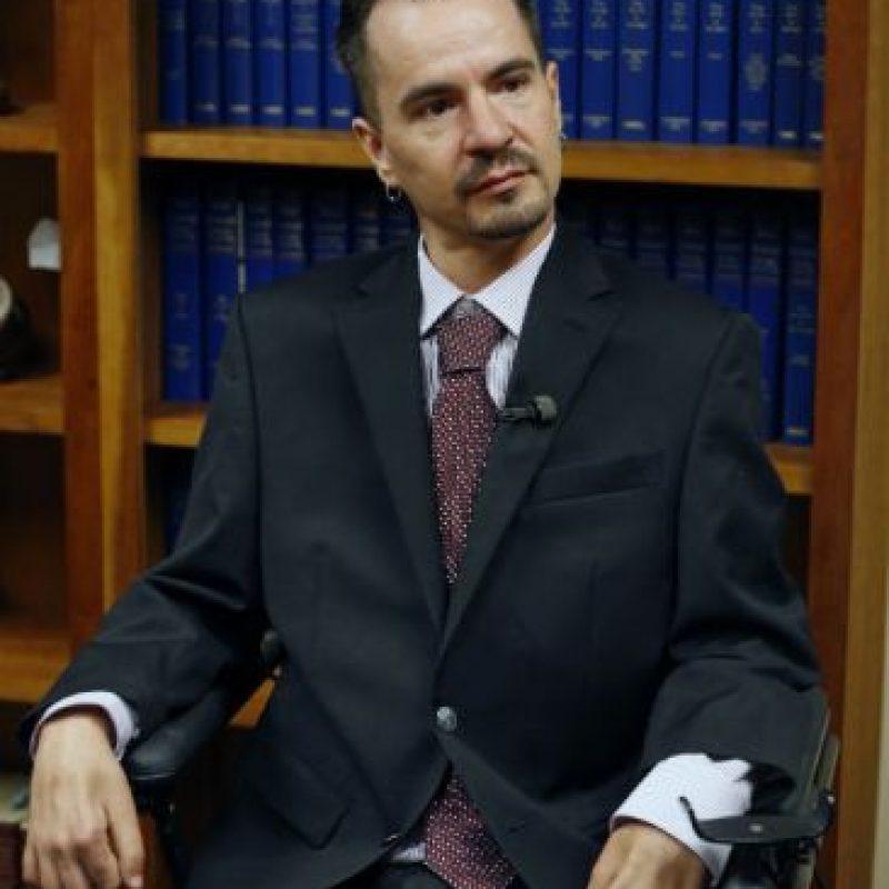 Fue despedido por una compañía de televisión satelital, después de que diera positivo en un examen antidrogas. Foto:AP