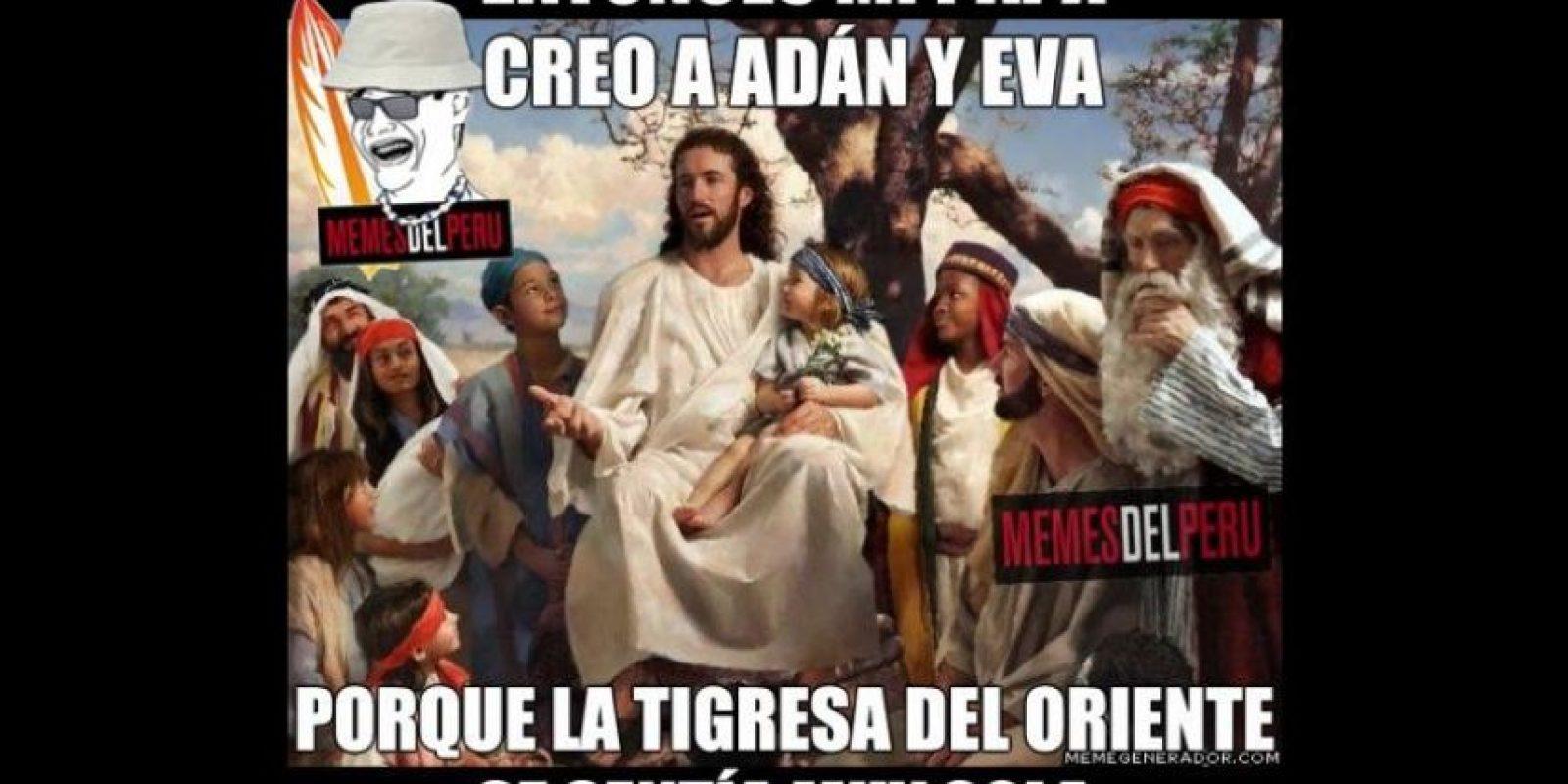 Y claramente, así siga teniendo ochenta… Foto:vía Memes del Perú