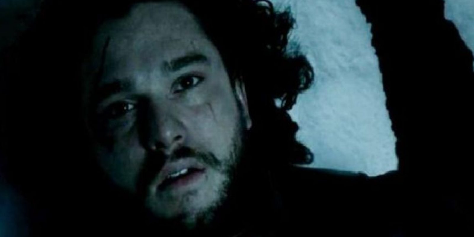 """21. """"Jon Snow"""" es apuñalado por sus subordinados de """"La Guardia de la Noche"""". Foto:vía HBO"""