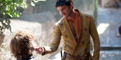 """10. """"Tyrion"""" es acusado por la muerte de su sobrino, por lo que """"Oberyn Martell"""", príncipe de Dorne, se ofrece como su campeón en un juicio por combate. Foto:vía HBO"""