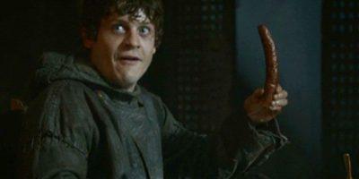 """6. """"Ramsay Bolton"""" castra a """"Theon Greyjoy"""" y lo tortura así. Foto:vía HBO"""