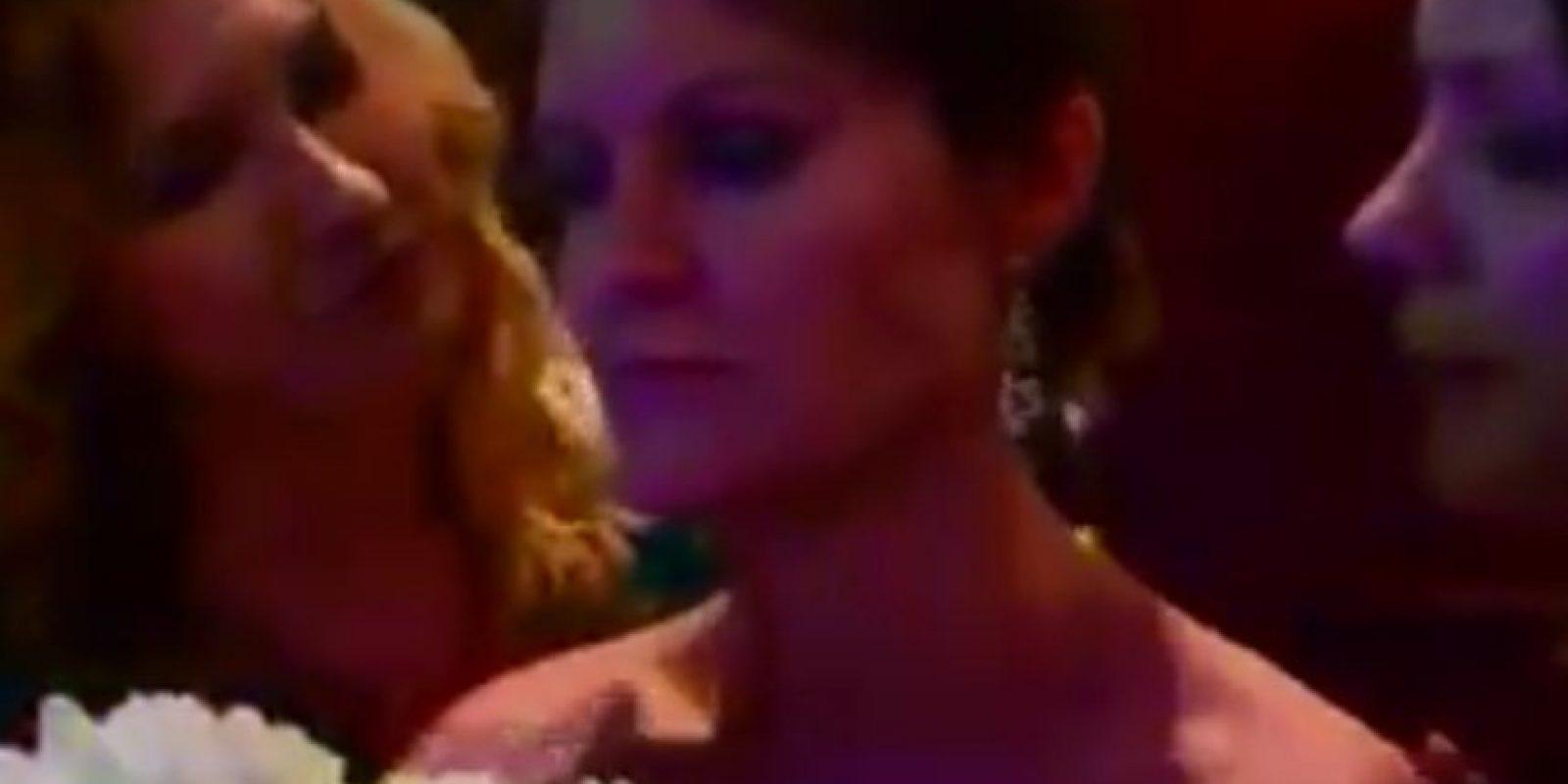 Esta es la cara de la desilusión Foto:Vía Youtube / Lussy Dan
