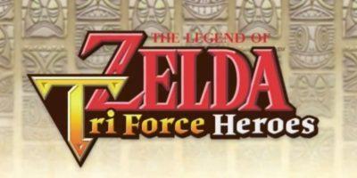 Triforce Heroes Foto:Nintendo