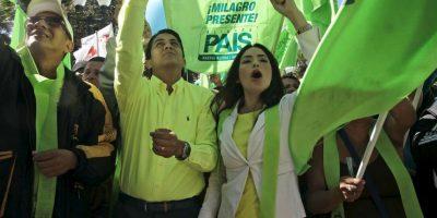 4. Los ciudadanos han indicado que las protestas seguirán en pie. Foto:AFP