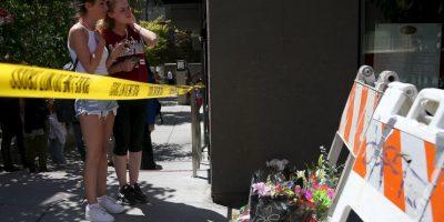 Al parecer las víctimas venían solo a pasar el verano. Foto:AFP