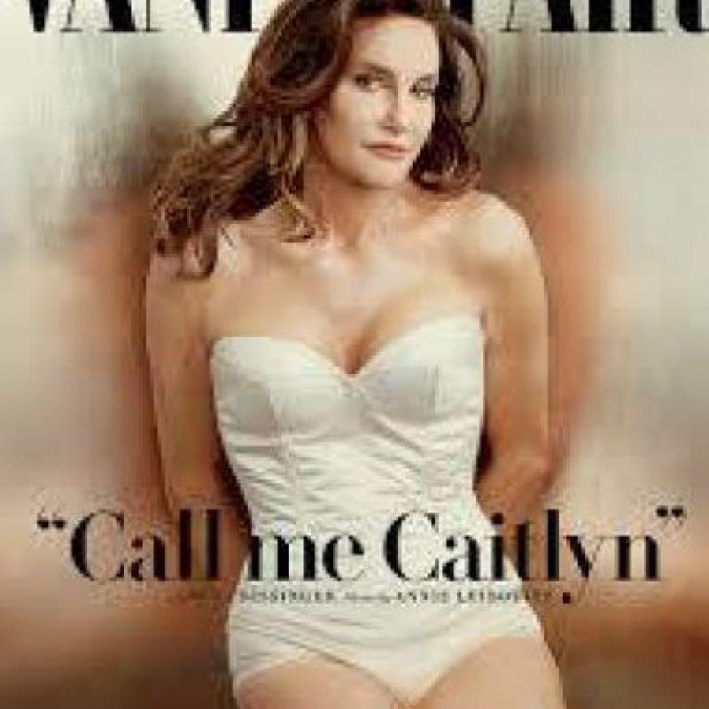 El cambio de sexo de Caitlyn Jenner encierra una historia de superación y de lucha contra los prejuicios. Foto:vía Vanity Fair