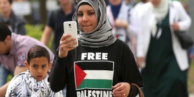 3. Preocupación por el conflicto entre Hamas e Israel Foto:Getty Images