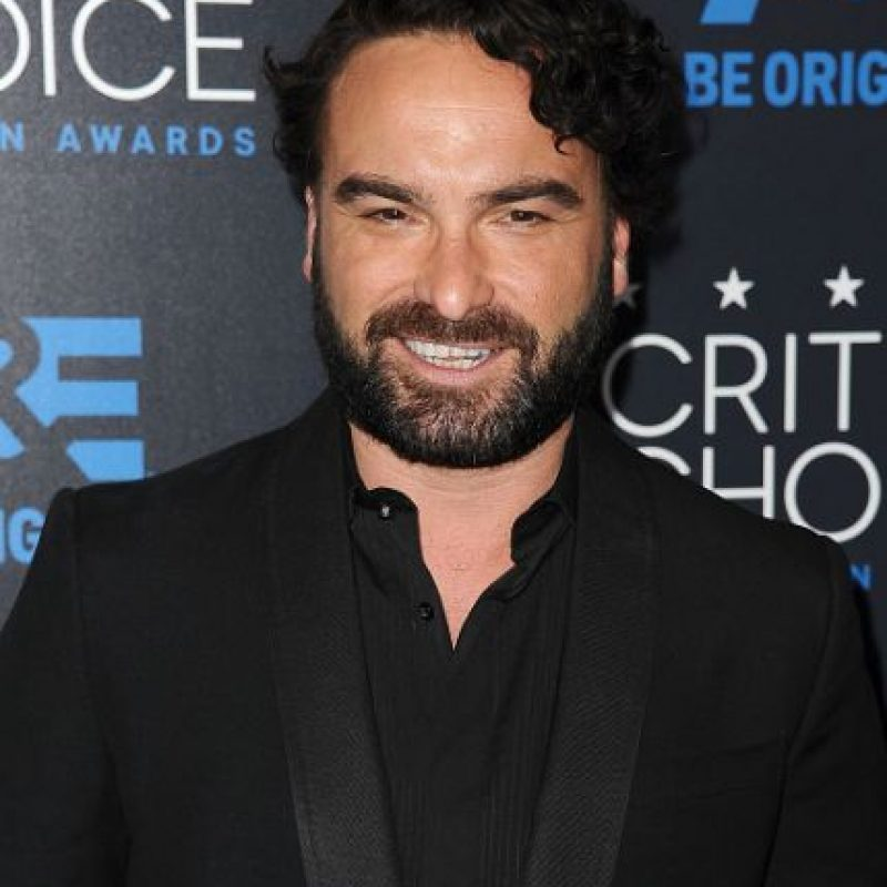 "Galecki ahora es ""Leonard Hofstader"" en ""The Big Bang Theory"". Foto: vía Getty Images"
