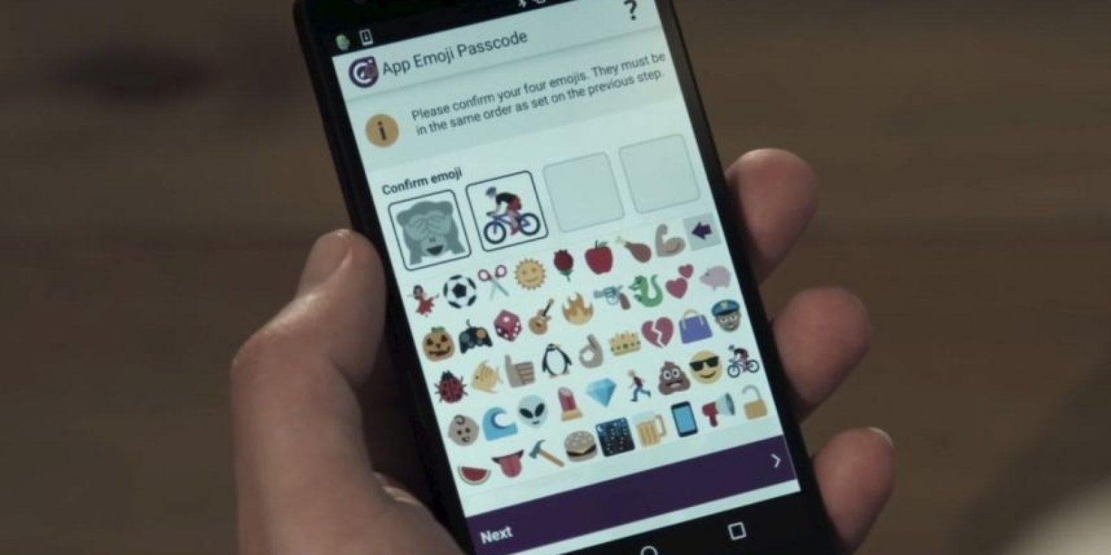 Las contraseñas del futuro podrían ser con emojis. Foto:Intelligent Environments