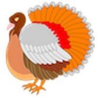 Pavo. Foto:emojipedia.org