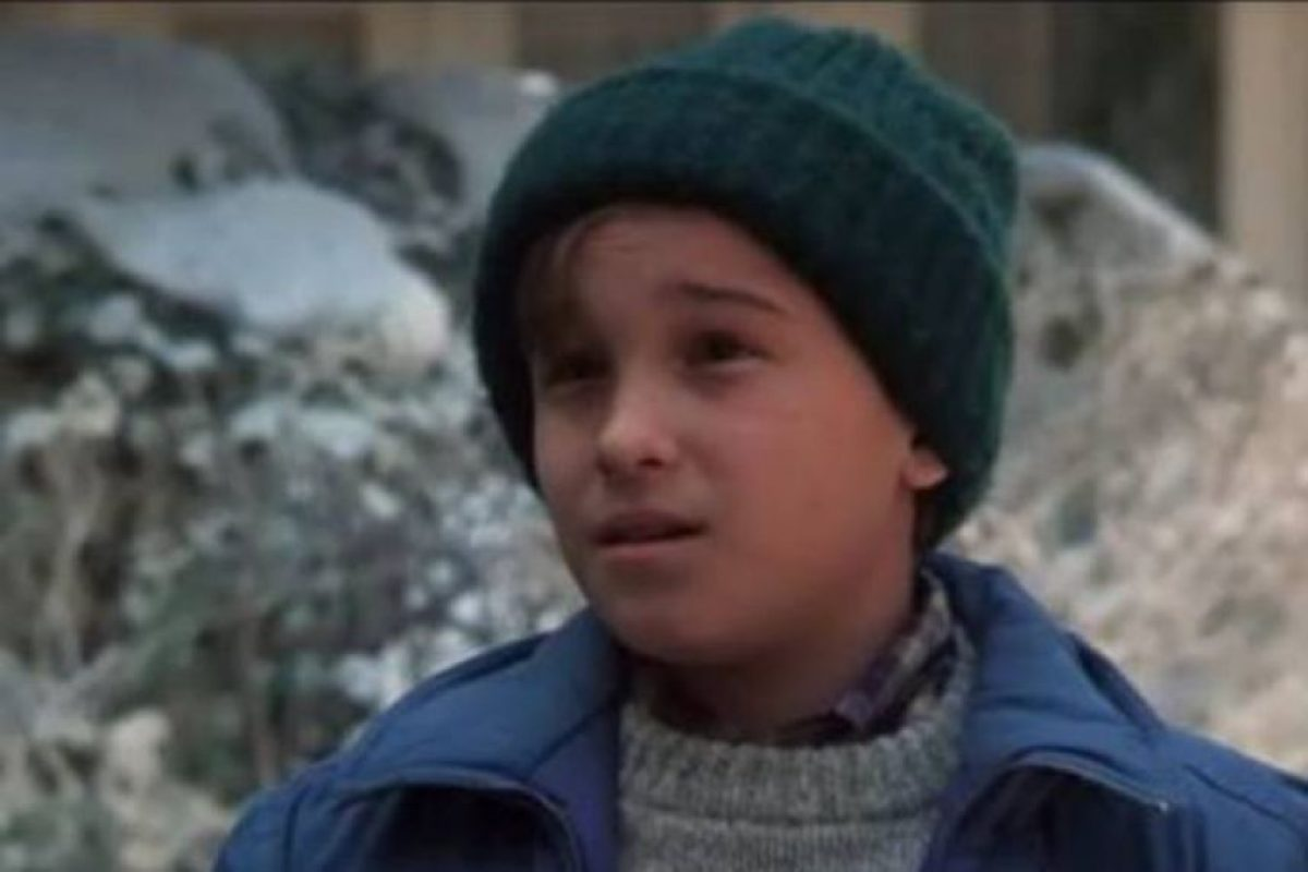 "2. Johnny Galecki comenzó en películas de la década de los 80 como ""National Lampoon´s Christmas Vacation"". Foto: vía Warner Bros"
