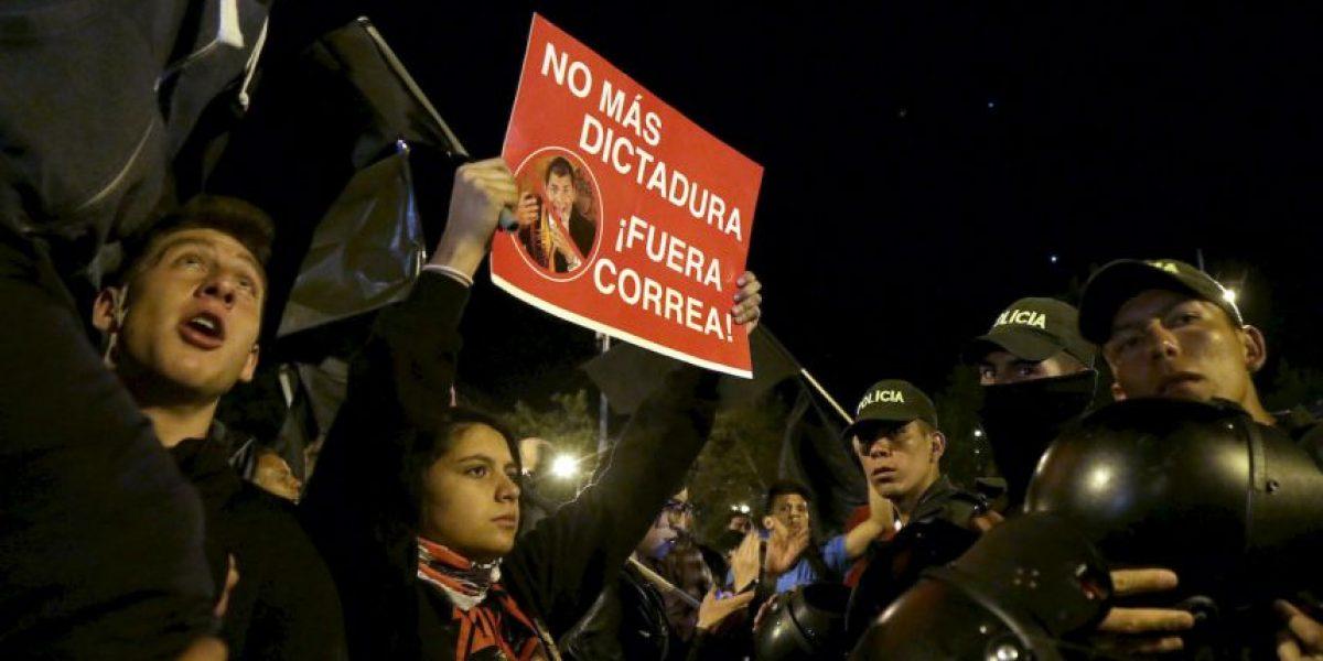 6 puntos para entender protestas contra proyectos para subir impuestos en Ecuador